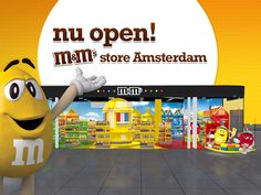 New M&M store in renewed Lounge 2 opened